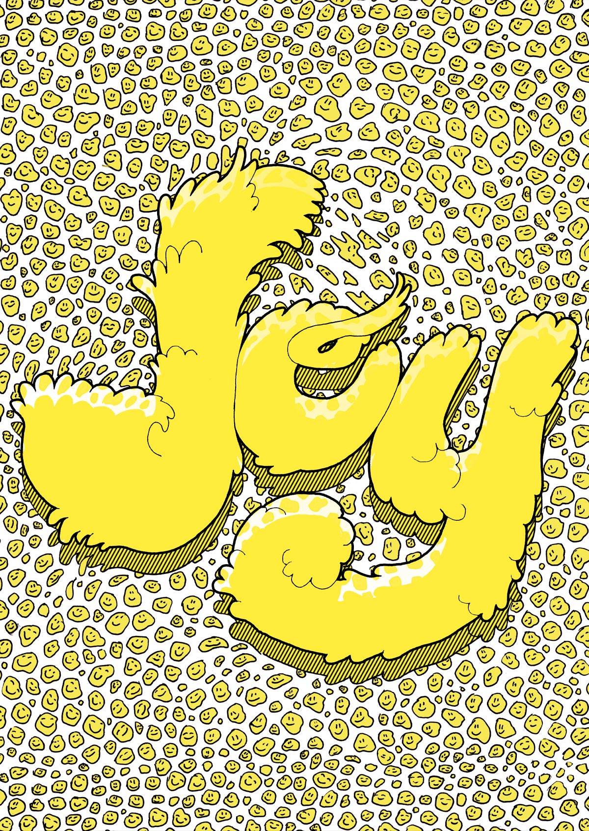 Joy Poster DIN A1