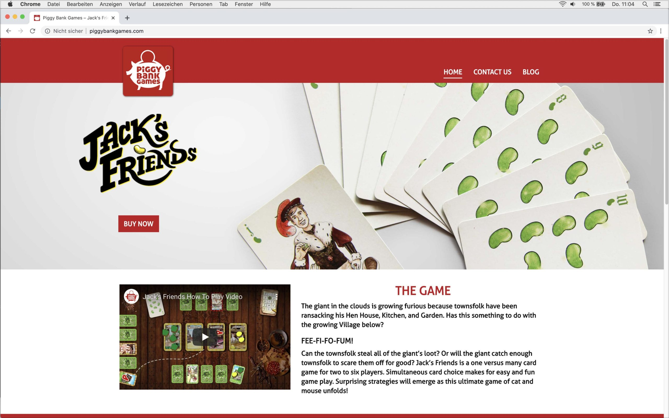 Piggybank Games